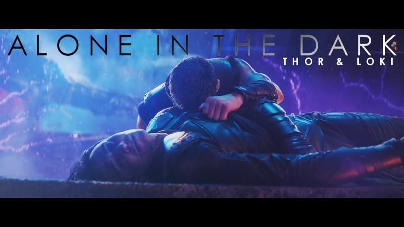 Thor Loki    Alone in the Dark