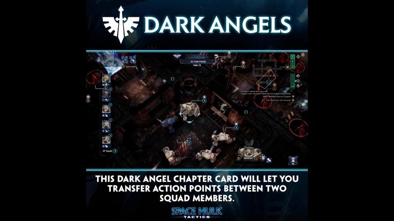 Space Hulk: Tactics - Dark Angels Featurette