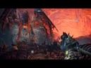 Monster Hunter World Vaal Hazak Intro