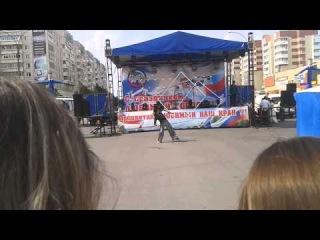 12 06 13  Ульяновск  Цирк шапито Арлекин