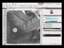 Урок 7 Восстановление старой фотографии в Adobe Photoshop CS5