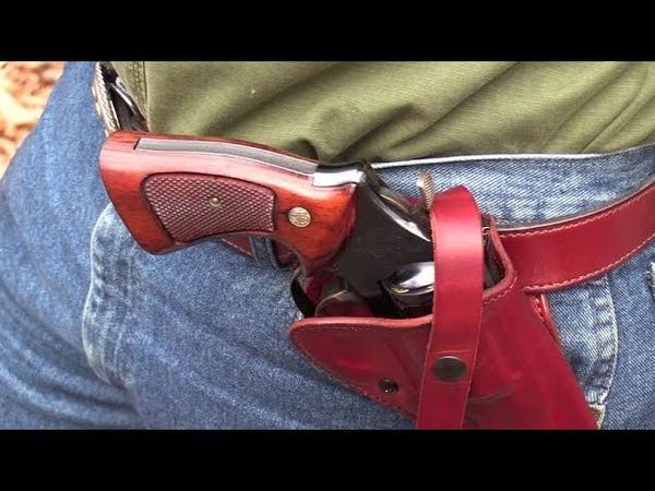 Model 29-2 44 Magnum 4 barrel