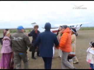 Самарские самолеты-амфибии продолжают покорять Арктику