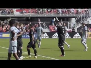 Гол Руни за «Ди Си Юнайтед»