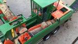 Mobile Brennholzaufbereitung mit S