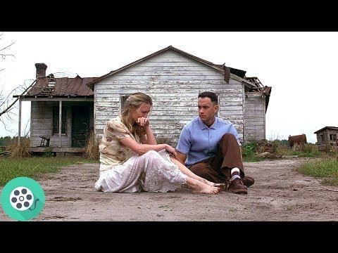 Я не слишком умён, но я знаю, что такое любовь! Форрест Гамп (1994) год.