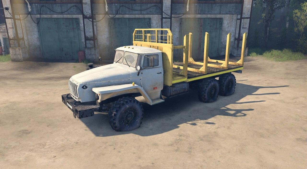Урал 4320-30 QMWKiIZdY-c