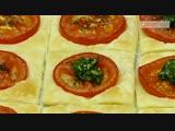 Готовлю несколько дней подряд! Слойки с томатами - исчезают со стола не успев остыть! _ Appetitno.TV