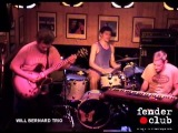 WILL BERNARD TRIO at Fender Club GetafeSpain
