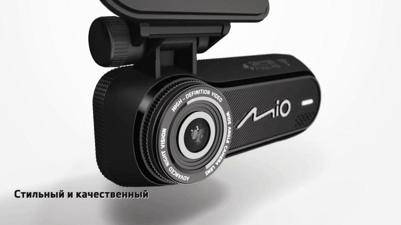 Новый видеорегистратор Mio MiVue™ J60 с функциями Wi Fi и OTA обновления по воздуху