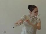 К. В. Глюк Мелодия для флейты из оперы