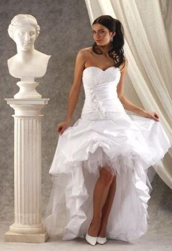 блестящие невеста