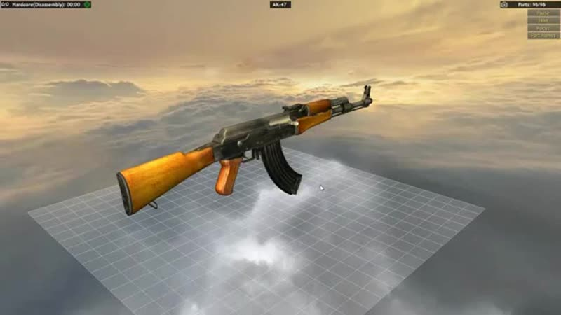 World of Guns_ Gun Disassembly AK-49 Hardcore Mode(360P).mp4