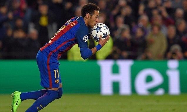 Neymar: Bu mening hayotimdagi eng yaxshi o'yin
