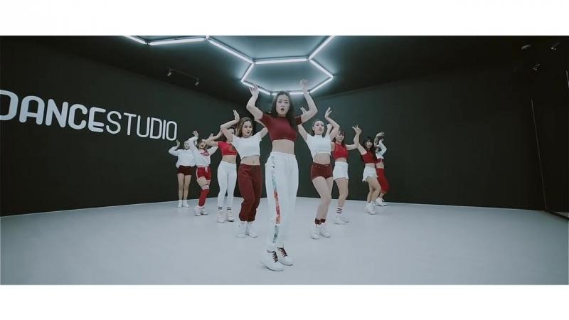 Chi Pu TỪ HÔM NAY Feel Like Ooh Dance Practice 치푸