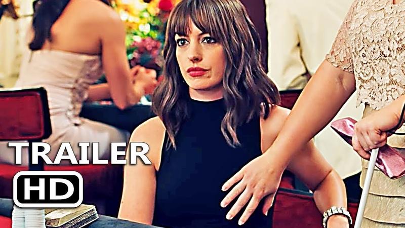 THE HUSTLE Official Trailer 2019 Anne Hathaway Rebel Wilson Movie