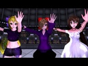 MMD Welcome to the show Creepypastas Nina Jane Cata The Killer