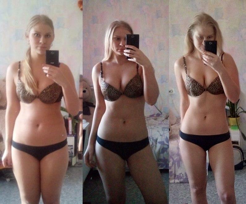 похудеть с 70 до 60 кг