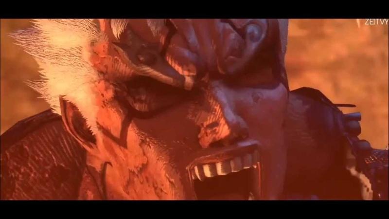 Asura's true Anger