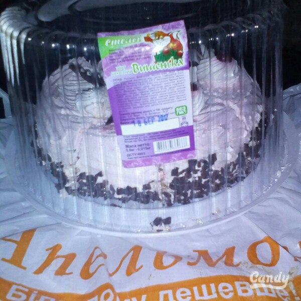 Запорожанка приобрела торт с халявным пенициллином (ФОТО)