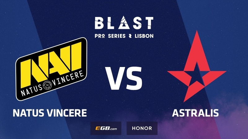 Natus Vincere vs Astralis, Inferno, BLAST Pro Series Lisbon 2018