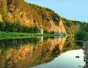 Бутырка Зеркалом блестит река