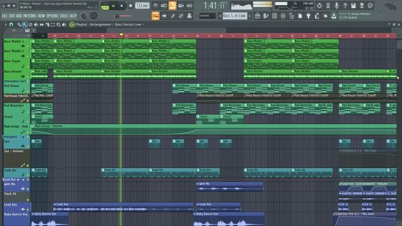 A-Mase Sharliz - Dancing (Igor Kalinin Remix)