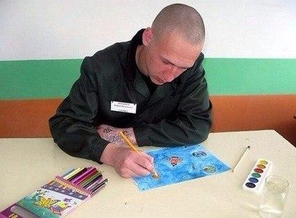 """Подпись к рисунку """"Максим, 8 лет"""" обретает другой смысл"""