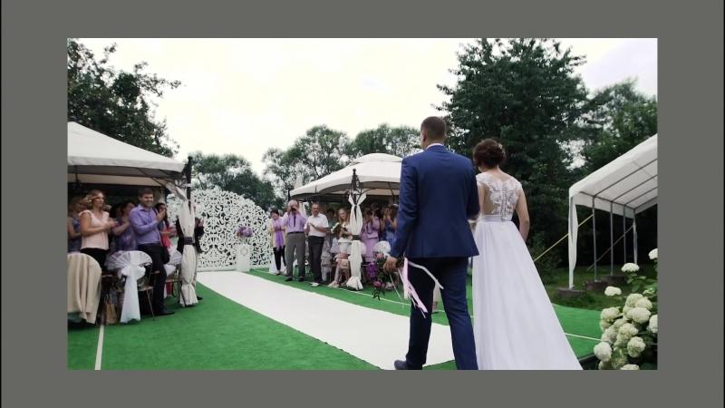 Трогательная история любви Чтобы быть в главной роли не упустите возможность заказать видеосъемку свадьбы в нашей студии