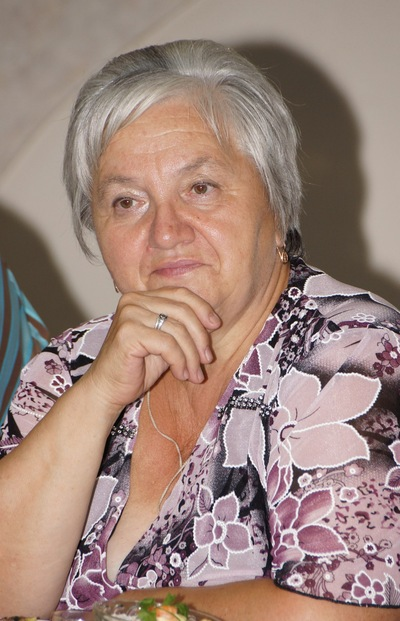 Вера Александрук, 19 марта 1954, Ижевск, id197342482