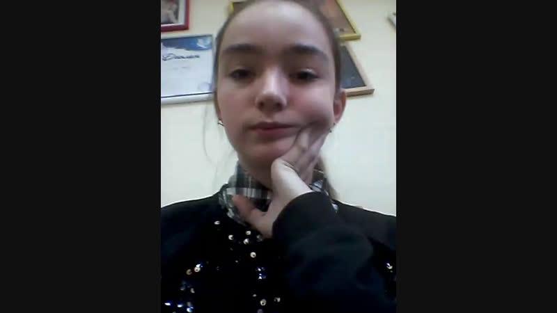 Аннушка Скопичева Live