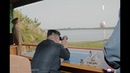 North Korean Leader Kim Jong-un Oversees Testing of Multiple Rocket Launchers and
