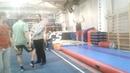 Roundoff-Double backflip