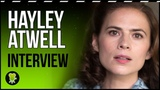 Hayley Atwell about her love for Winnie the Pooh and if she will be back as Agent Carter