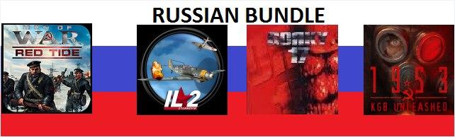 Russian bundle(Steam)