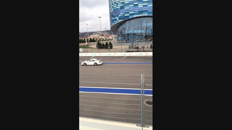Сочи Автодром SOCHI Autodrom Porsche