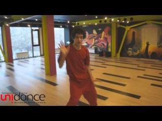 Hip Hop в Unidance! Тренер Сыщенко Евгений