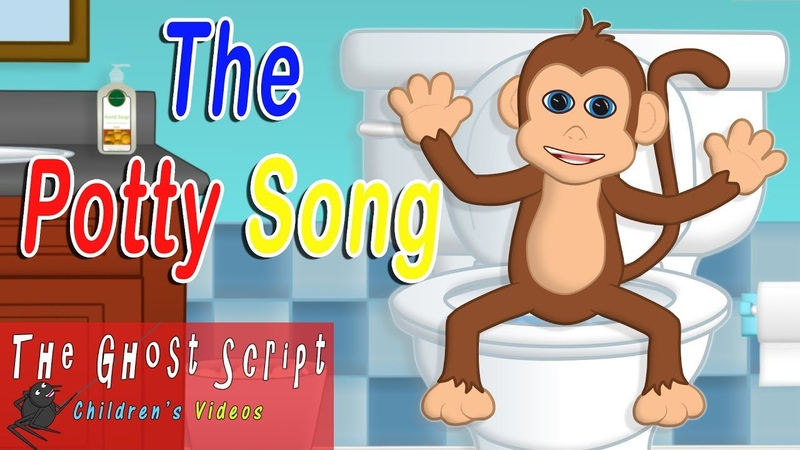 The Potty Song | Im Gonna Use The Potty!