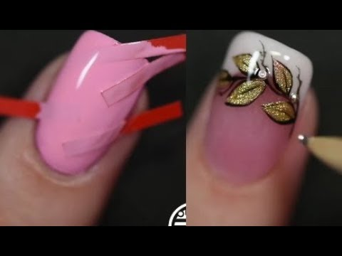 INCREIBLES UÑAS DECORADAS 2018 PARTE 2