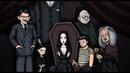 Addams Family sega - Outside music cover by Likhov Pavel