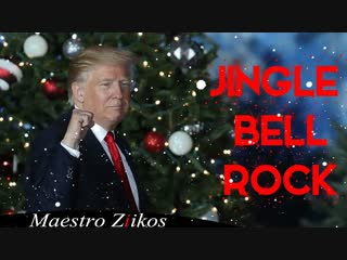 Jingle Bell Rock - Cover By Donald Trump
