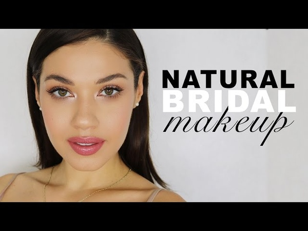 Natural Bridal Makeup | Natural Makeup for Brides Bridesmaids | Eman