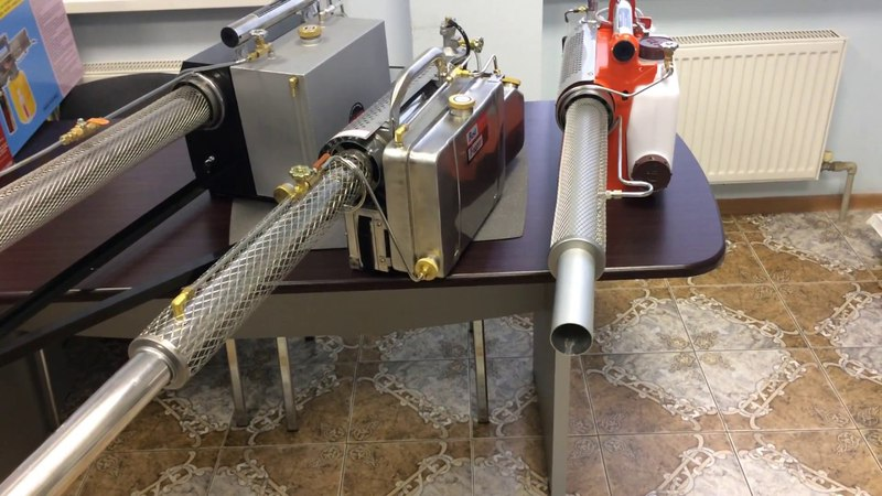 Генератор горячего тумана TH-130
