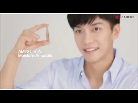 Lee Seung Gi Leaders Cosmetics F/W Photoshoot Making Film