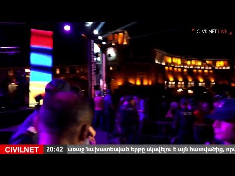 LIVE Նիկոլ Փաշինյանի 100 րդ օրը՝ Հանրապետության