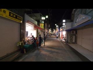 Night walk in Nerima city, Tokyo + ambient