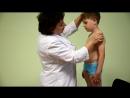 8. Исследование периферических лимфатических узлов у детей.