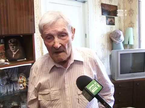 Юбилей ветерана Б.А.Карасева
