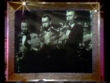 Ray Anthony with Erwin Lehn Orchestra, Horst Fischer , lead tp, TV Show C. Valente 1957