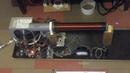 Эмиттерная модуляция качера на транзисторе 13009 запитанного от преобразователя на основе ir2153d